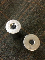 Holland and Holland used 12 bore snap caps